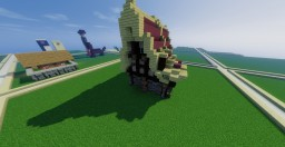 House - Fantasy building Minecraft Map & Project