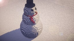 Frosty The Snowman | IAS Minecraft