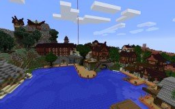 Grisenhav - In Sommerland Minecraft Map & Project