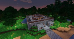 EPIC Protect House Minecraft