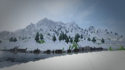 Austrian Valley - Winter Edition Minecraft Project