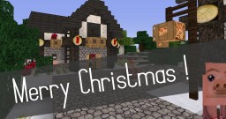 Aluctral Xmas 0.5.1 x64 - Minecraft 1.8 (Colorful Xmas) Minecraft Texture Pack