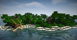 Jungle Survival Games Map Minecraft Map & Project
