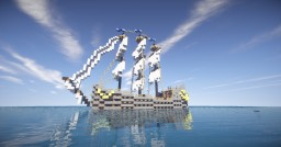 [Old Navy Ship] Minecraft Map & Project