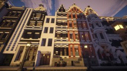Amsterdam Famly house (WoK) Minecraft Map & Project