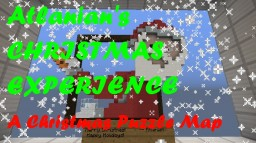 Atlanian's Christmas Experience - A Christmas Puzzle Map Minecraft Map & Project