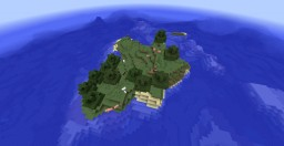 THE REMAINING ISLAND - V2 Minecraft Project