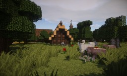 Villages around Tonxhaven and their impressions. Minecraft Project