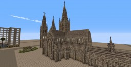 Cathedral of Our Lady and All Saints, Los Santos Minecraft Map & Project