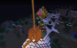 Minecraftia:The Parkour (Tudor_2002)(MC 1.8) Minecraft Map & Project