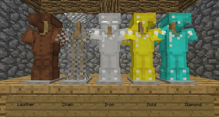 Chruch of Ordinace Armour Screenshot