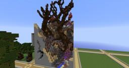 Plot build- Tree/terra practice Minecraft Map & Project