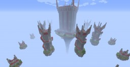 Skywars Map: Castle Minecraft Map & Project