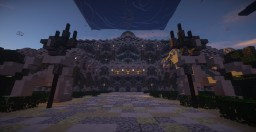 Neptune's small Palace Minecraft