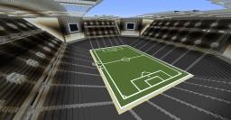New Football Stadium Minecraft Map & Project