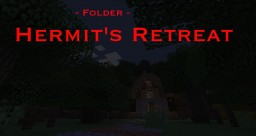 Hermits Retreat | Starter home with story | Minecraft Map & Project