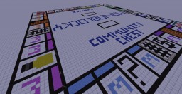 Automated Monopoly in Minecraft vs. Computers Minecraft Map & Project