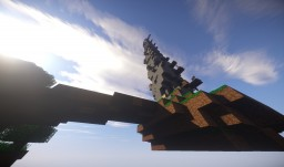 Cliff Hanger Parkour (Fixed) Minecraft Map & Project