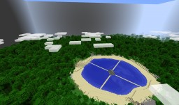 The Quarter Quell (Hunger Games) Minecraft Map & Project
