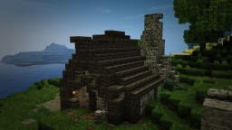 Medieval Rustic House [schematic] Minecraft Project