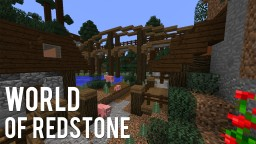 Minecraft: World Of Redstone Minecraft Project