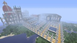 Abbey of Saint Agnese (XBox One) Minecraft Map & Project