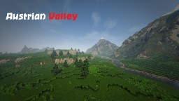 Austrian Valley - A Minecraft Custom Map Minecraft Project
