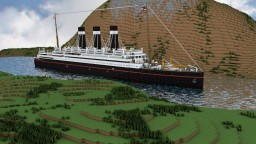 "SS Belgenland ""The Belgian Titanic"" Minecraft Map & Project"