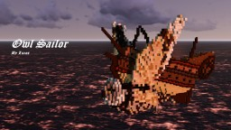 Owl Sailor - By Lucas - ShipSide Minecraft