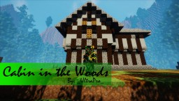 Cabin in the Woods Minecraft Map & Project