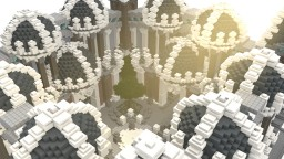 PvP-Zone Factions spawn Minecraft