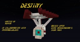 Star Trek: Destiny Minecraft Blog Post