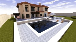 1020 Hillcrest Avenue Minecraft Project