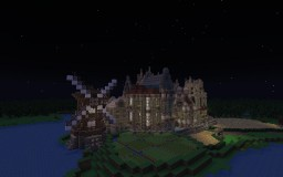 Amsterdam (OLD) Minecraft Map & Project