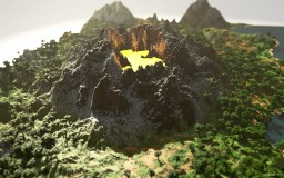 ◇ Daedric Isles 13,000 x 13,000 ◇ Download ◇ Fantasy Survival Map ◇ Minecraft Map & Project
