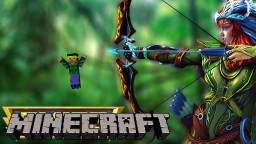 Artemis & more bows in one comand Minecraft Map & Project