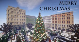 Merry Christmas | Xmas Market | WoK | Keralis Showcase Minecraft Map & Project