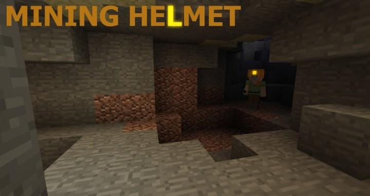 minecraft miner mod