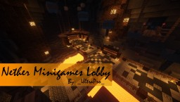 MiniGames Lobby Minecraft Project