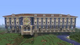 Ospedale di Santa Agnese Minecraft Map & Project