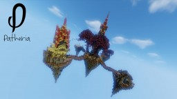Buildteam Patheria - Steampunk Fantasy Minecraft Project