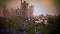 Sshrwood cathedral ps4 Minecraft Map & Project