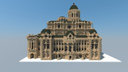 Baroque-style Opera Minecraft Map & Project