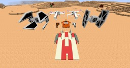 [NEW] Parzi's Star Wars Mod -- Galaxies: Parzi's Star Wars Mod is taking the place of PSWM! Minecraft Mod