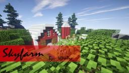 Skyfarm Minecraft Map & Project