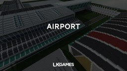 Airport Minecraft Project