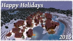 Snapshot Christmas Minecraft Map & Project
