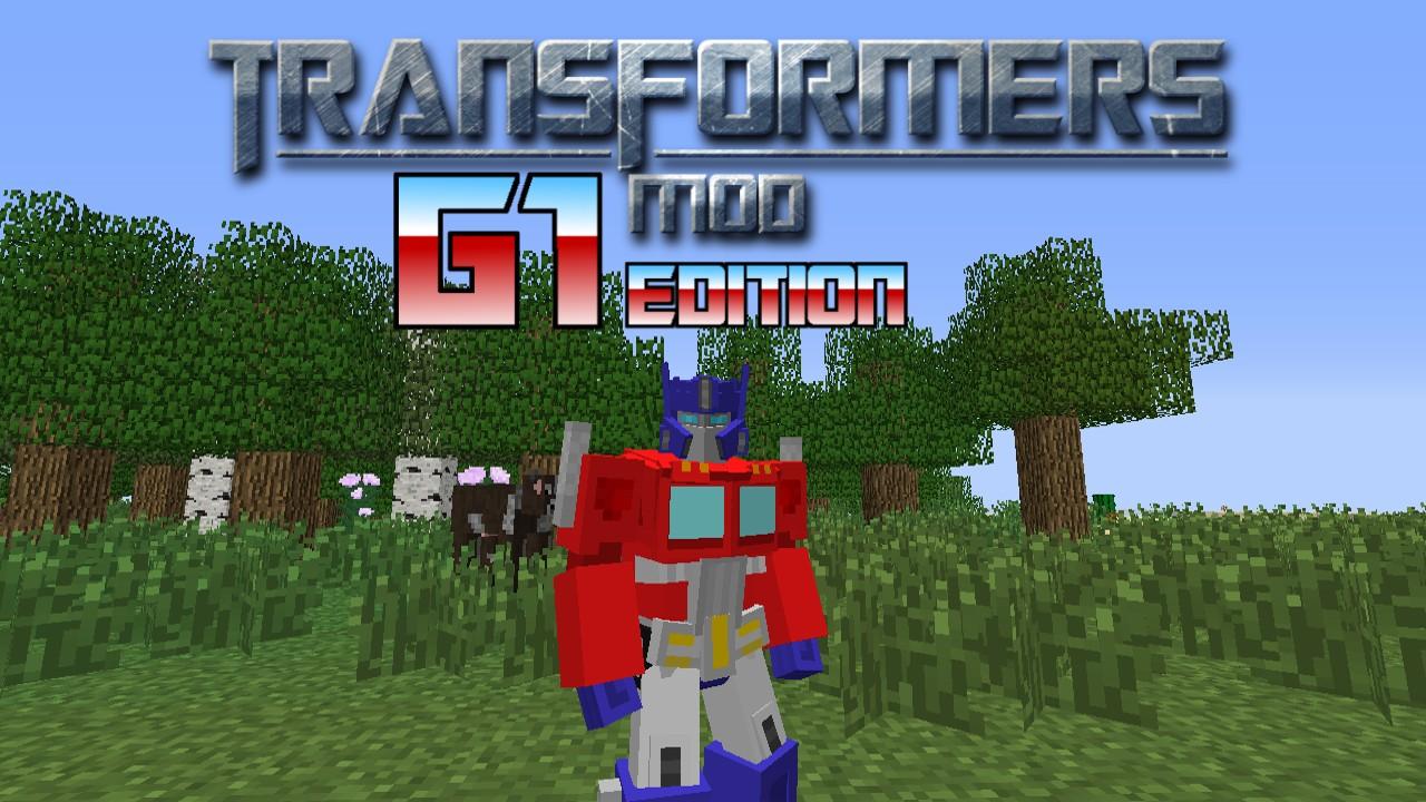 V 1 0 Transformers Mod G1 Edition Forge