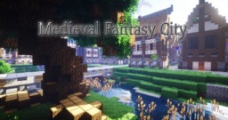 Epic Medieval Fantasy City - Cinematic Minecraft Map & Project