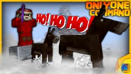 Santa Claus Boss in one command! Minecraft Project
